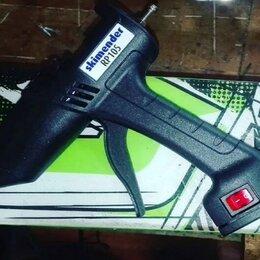 Клеевые пистолеты - Пистолет клеевой для ремонта скользяка лыж, 0