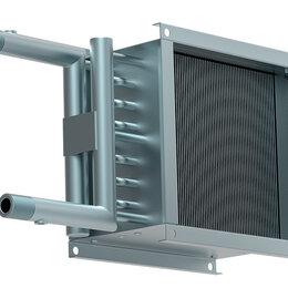 Промышленное климатическое оборудование - Водяной канальный нагреватель shuft whc 400x400-2, 0