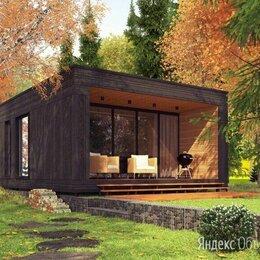 Готовые строения - модульный дом круглогодичного использования, 0