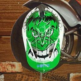 Мотоэкипировка - Детский кроссовый шлем, 0