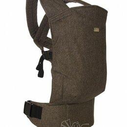 Рюкзаки, ранцы, сумки - RZ7-1355 Слинг-рюкзак«Легчер» кофейный меланж, 0