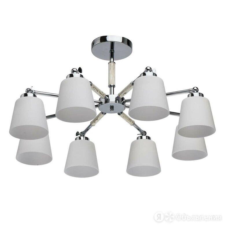 Потолочная люстра De Markt Форест 693012308 по цене 26770₽ - Люстры и потолочные светильники, фото 0
