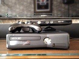 Игровые приставки - Xbox360, Microsoft kinect и джойстик, 0