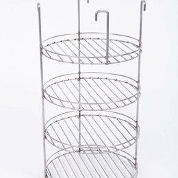 Решетки - Решетка 4-хярусная с доп. кольцом д25, 0