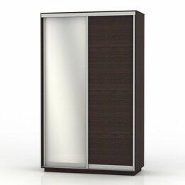 Шкафы, стенки, гарнитуры - Шкаф-купе экспресс медиум (1 зеркало) Е-1, 0
