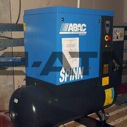 Производственно-техническое оборудование - Винтовой компрессор Abac, 0