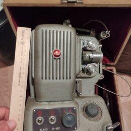 Проекторы - кинопроектор Elmo E-80 , середина 20го века, 0