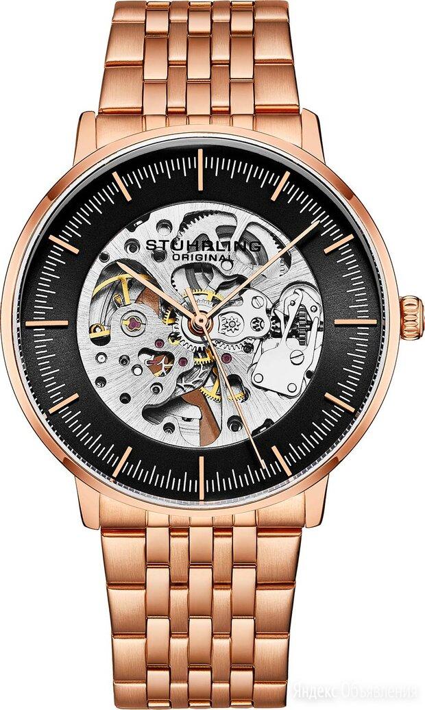 Наручные часы Stuhrling 3994.3 по цене 17490₽ - Умные часы и браслеты, фото 0
