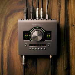 Оборудование для звукозаписывающих студий - Universal audio apollo twin x, 0