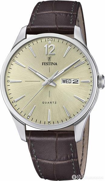 Наручные часы Festina F20205/1 по цене 10300₽ - Наручные часы, фото 0