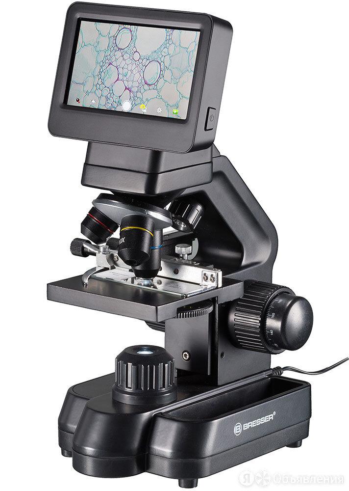 Микроскоп цифровой Bresser Biolux Touch 5 Мпикс HDMI по цене 50431₽ - Микроскопы, фото 0