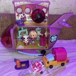 Игровые наборы и фигурки - Игровой набор littlest pet shop самолет для зверюшек, 0