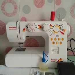 Швейные машины - Швейная машина Janome  ArtStyle 4045 Нижний Новгород, 0