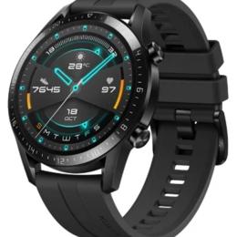 Умные часы и браслеты - HUAWEI Watch GT 2 Sport 46 mm Матовый черный, 0