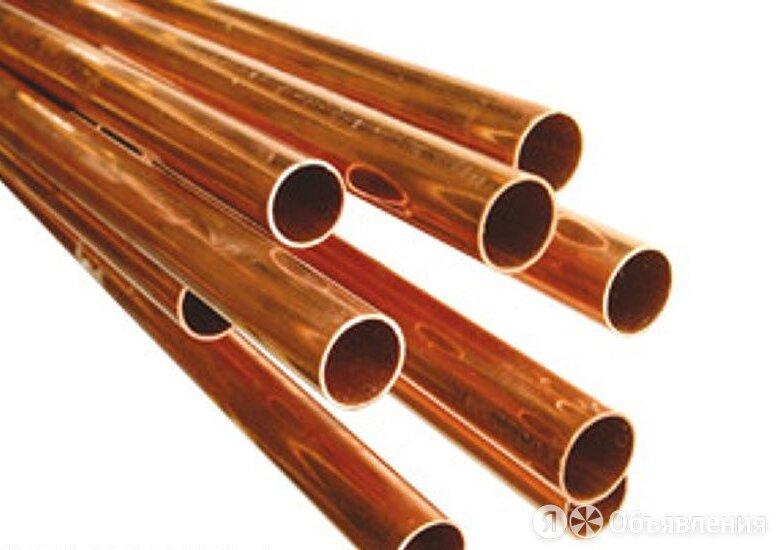 Труба бронзовая 135х22,5 мм БРАЖМЦ10-3-1 ГОСТ 1208-90 по цене 595₽ - Металлопрокат, фото 0