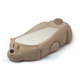 Кроватки - Детская кровать Romack Sonya Мишка Junior коричневый, 0