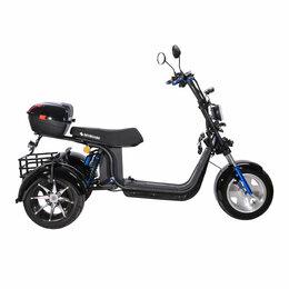 Мото- и электротранспорт - Электротрицикл citycoco Skyboard trike br60 3000w, 0