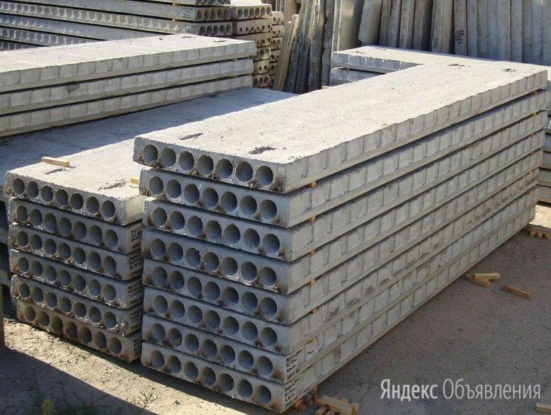 ЖБИ Плиты перекрытия ПНО 32-15-8 по цене 6934₽ - Железобетонные изделия, фото 0
