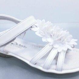 Босоножки, сандалии - Босоножки для девочки фирмы Марко, 0