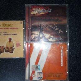 Музыкальные CD и аудиокассеты - Продаю аудио CD,этническая музыка,Nightwish, 0