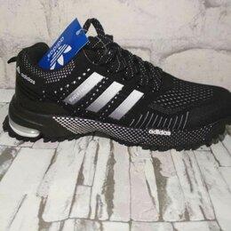 Обувь для спорта - Кроссовки мужские Адидас, 0