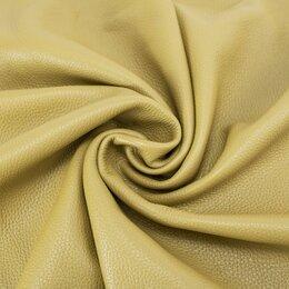 Рукоделие, поделки и сопутствующие товары - Кожа оленя цвет светло жёлтый, 0