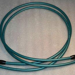 Кабели и разъемы - Кабель межблочный QED QUNEX 4S RCA 1m, 0