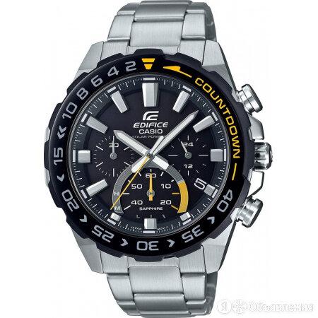 Casio EFS-S550DB-1AVUEF по цене 22867₽ - Наручные часы, фото 0