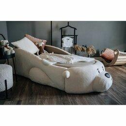 Кроватки - Детская кровать Romack Sonya Мишка Junior крем-брюле, 0