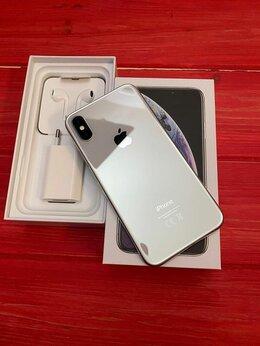 Мобильные телефоны - iPhone XS 64 Gb Silver, 0