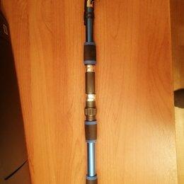 Аксессуары и комплектующие - Спиннинг телескопическая удочка 1.80 метра, 0