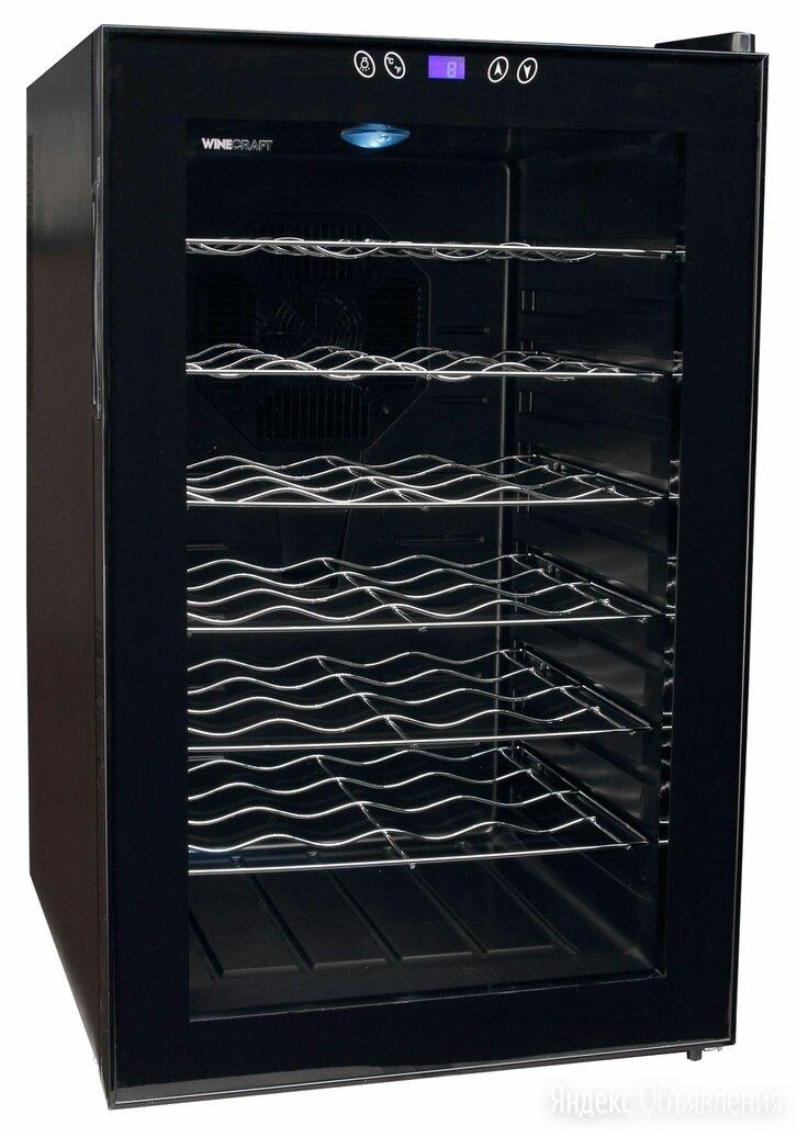 Винный шкаф Wine Craft BC-28MT по цене 34900₽ - Винные шкафы, фото 0