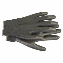 Средства индивидуальной защиты - Перчатки с полиуретановым покрытием размер 10 черн. (пара) HAUPA 120300/10, 0