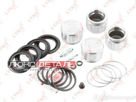 LYNXAUTO BC6249 Ремкомплект тормозного суппорта с поршнем  перед прав/лев   по цене 1644₽ - Тормозная система , фото 0