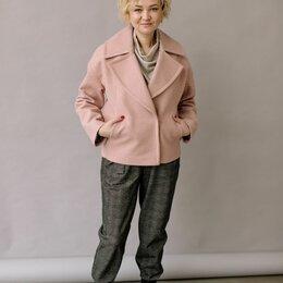 Платья - Пальто 637 IVERA розовое Модель: 637, 0