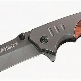 Ножи и мультитулы - PF-PK-17 Нож туристический «СЛЕДОПЫТ», деревянная ручка, дл. клинка 100 мм, в че, 0