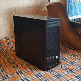Настольные компьютеры - Компьютер для учёбы, работы и игр CoolerMaster , 0