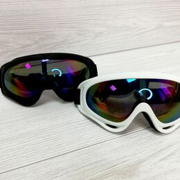 Аксессуары и комплектующие - Горнолыжные очки женские, 0