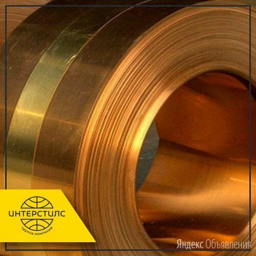 Фольга бронзовая БрБ 0,25х300 мм ГОСТ 1789-70 по цене 208₽ - Металлопрокат, фото 0