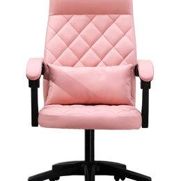 Компьютерные кресла - Кресло компьютерное пыльно розовое, 0