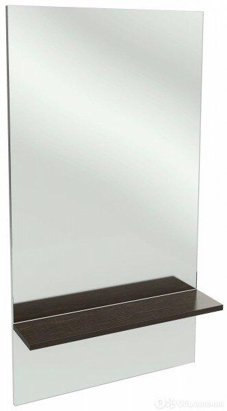 Jacob Delafon Высокое зеркало с меламиновой полочкой 59 см Jacob Delafon STRU... по цене 18470₽ - Зеркала, фото 0