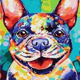 Собаки - Французский бульдог Артикул : GX 38448, 0