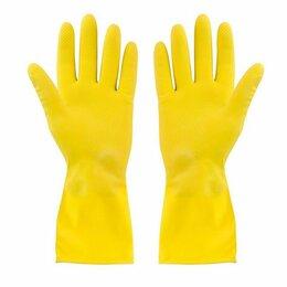 Средства индивидуальной защиты - Перчатки хозяйственные размер L, 0