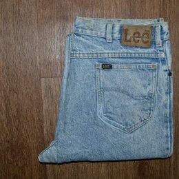 Джинсы - Джинсы Lee Riders W38 L30, Made in USA, из 80-х, 0