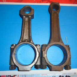 Двигатель и топливная система  - Шатуны ВАЗ, 0