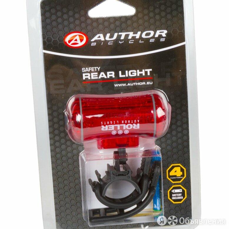 Фонарь задний AUTHOR 5 диодов/3 функции A-Roller R красный 8-12039125  по цене 933₽ - Электрика и свет, фото 0