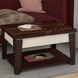 Столы и столики - Стол журнальный Агат 32.10 Венге-Ваниль, 0
