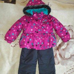 Комплекты верхней одежды - Костюм зима для девочки р. 110-122, 0