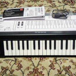 Клавишные инструменты - USB/MIDI клавиатура KORG microKEY2-37, 0