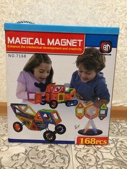 Конструкторы - Магнитный конструктор 168 деталей, 0